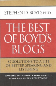 The Best of Boyd's Blogs